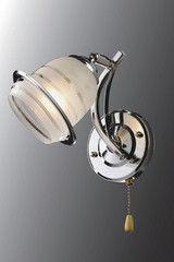 Настенный светильник Максисвет Н Эконом 9611W/1 CR