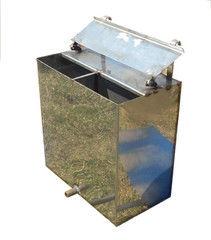 Бак, емкость для воды Татра Бак навесной из нержавеющей стали 80л