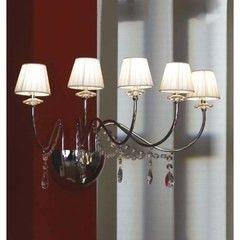 Настенный светильник Lussole Frascati LSQ-5701-05