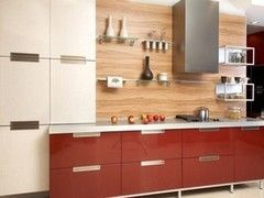Кухня Кухня The Мебель Пример 25
