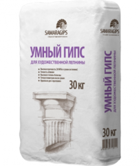 Гипс Samaragips для художественной лепнины 30 кг
