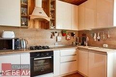 Кухня Кухня Студия мебели ЛДВ Уютная в деревенском стиле