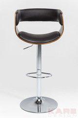 Барный стул Барный стул KARE Design Bar Stool Manhattan Wood 79236