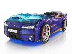 Детская кровать Детская кровать Romack Kiddy (синяя)