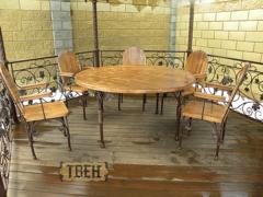 Мебель для баров, кафе и ресторанов Твен Набор мебели НБ-01