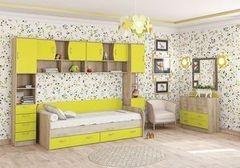 Детская комната Детская комната Нижегородмебель и К Ника