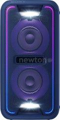 Музыкальный центр Музыкальный центр Sony Мини-система  Sony GTK-XB7 синий