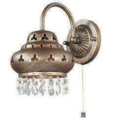 Настенный светильник Odeon Light Bahar 2841/1W