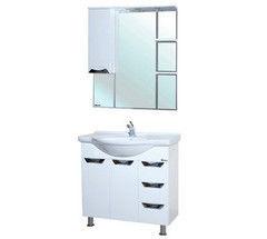 Мебель для ванной комнаты Bellezza Белла Люкс 85 см