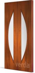 Межкомнатная дверь Межкомнатная дверь VERDA С-6 ДО (складная)