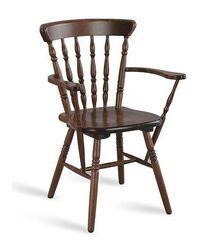 Кухонный стул Экомебель Классика с подлокотниками