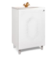 Мебель для ванной комнаты Калинковичский мебельный комбинат Тумба Диана 620 КМК 0463.13