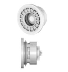Комплектующие для систем водоснабжения и отопления Meibes Комплект обратных клапанов Flamcomix Backflow preventer set DN15 (28793)