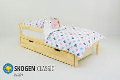 Детская кровать Детская кровать Бельмарко Skogen Classic натура