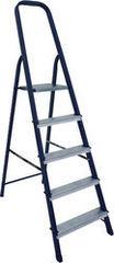 Лестница  Лестница-стремянка Алюмет cтальная из профиля 40х20мм M8409