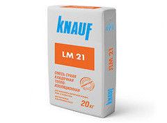Сухая кладочная смесь Сухая кладочная смесь Knauf ЛМ21