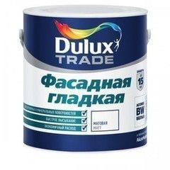 Краска Краска Dulux Фасадная гладкая 5 л (база BW)