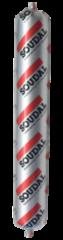 Герметик Герметик Soudal Butyrub 600 мл (белый)