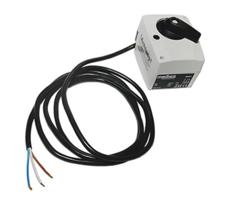 Комплектующие для систем водоснабжения и отопления Meibes Электрический трехпозиционный сервомотор 220В МЕ 66341