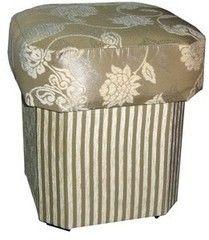 Пуфик Пуфик Вливск-Мебель восьмигранный