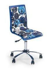 Детский стул Детский стул Halmar Fun-8 (бело-синий)