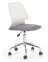 Детский стул Детский стул Halmar Skate (белый/серый)