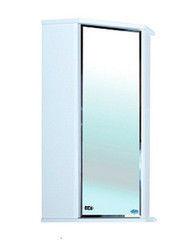 Мебель для ванной комнаты Bellezza Шкаф зеркальный Лилия 34х34 угловой