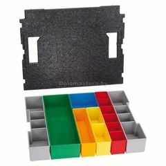 Bosch L-BOXX 102  inset box set 13 pcs  система кейсов, BOSCH (1600A001RY)