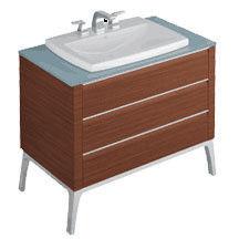 Мебель для ванной комнаты Villeroy & Boch Bellevue Тумба под умывальник A222 00 00
