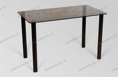 Обеденный стол Обеденный стол Стеклолюкс С 7-02 Бьянка Корица