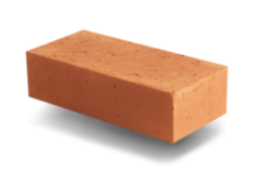 Кирпич Кирпич ОАО «Керамика» (Витебский кирпич) Керамический полнотелый одинарный (линия 2 Цех №1)