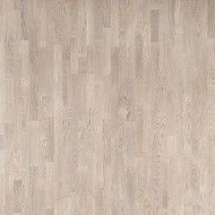 Паркет Паркет PolarWood Дуб Тундра белый (TUNDRA WHITE MATT) 3-полосный