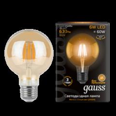 Лампа Лампа Gauss Filament G95 (105802006)