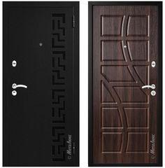 Входная дверь Металлические двери Металюкс Тренд М6