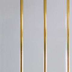 Панели ПВХ Панели ПВХ Олимпия Трехсекционная Золото