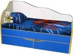 Детская кровать Детская кровать Поставымебель Ручеек (1900х1000х840)