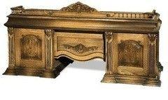 Письменный стол Гомельдрев Версаль ГМ 5601 (Р43/патинирование)