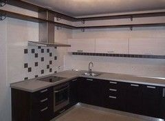 Кухня Кухня SVMebel Вариант 14