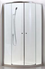 Душевая ширма Adema Glass 100 (тонированное стекло)