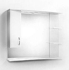 Мебель для ванной комнаты Акваль Зеркало Эмили 105 см (L)