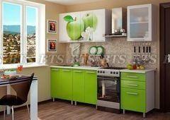 Кухня Кухня BTS Яблоко 1,8м