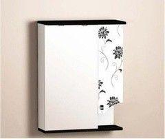 Мебель для ванной комнаты Corozo Зеркало-шкаф Хризантема 55