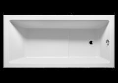 Ванна Ванна Riho Акриловая ванна Lusso Plus 170 x 80 - со смесителем   - - без шторки - без подголовника без подголовника / 170 / 80 см / со смесителем / без шторки