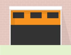 Роллеты Схема Ворота скоростные пленка б/авт 3*2,5