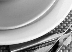 Плитка Плитка Belani Рондо Панно Сервиз 3 черный 25х35