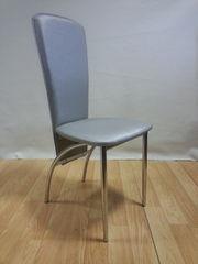 Кухонный стул Фатэль Амели (серебро)