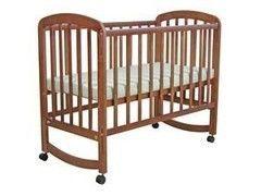Детская кровать Кроватка Фея 304 Орех