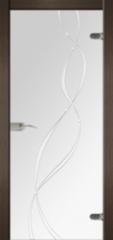 Стеклянная дверь Dariano Румба (стекло прозрачное)
