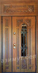 Входная дверь Входная дверь Азимут Лацио double