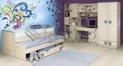 Детская комната Детская комната Олмеко Севилья (комплектация 2)
